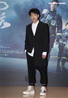 「火神的眼淚」演員謝章潁。(記者邱榮吉/攝影)