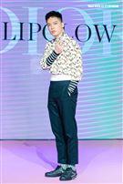 曾之喬、陳庭妮、吳卓源、J.Sheon出席2021全新《迪奧癮誘粉漾潤唇膏》媒體預覽會。(圖/記者楊澍攝影)