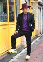 趙傳全新專輯「老不休」發表,承認已經離婚11年。(記者邱榮吉/攝影)