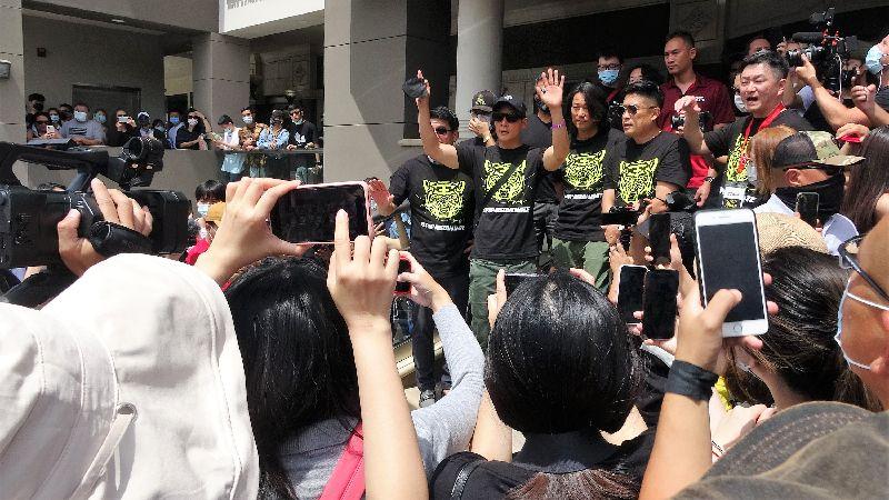 吳彥祖帶頭 千萬超跑遊行為亞裔發聲