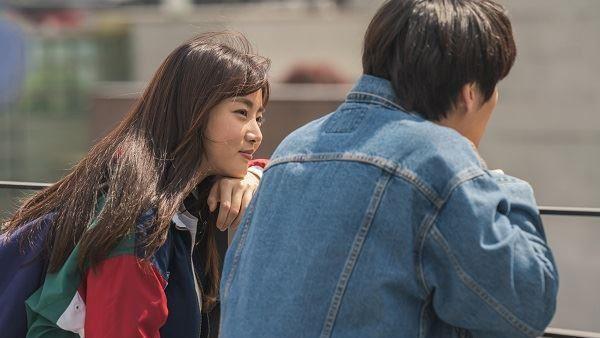 南韓純愛電影《如果雨之後》