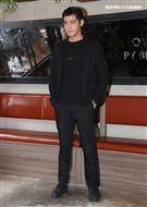 王柏傑出席台灣首部美食結合警匪動作的影集「美食無間」卡司發佈會。(記者邱榮吉/攝影)