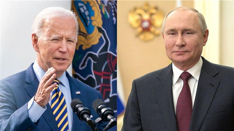 拜登:與普丁談話 但不容忍民主干預
