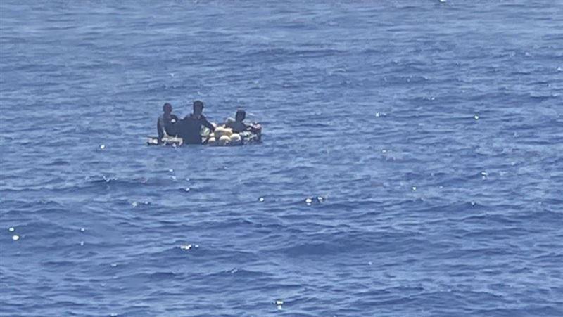 快訊/找到了!觸礁漁船「海上搏命一天一夜」3獲救1死亡