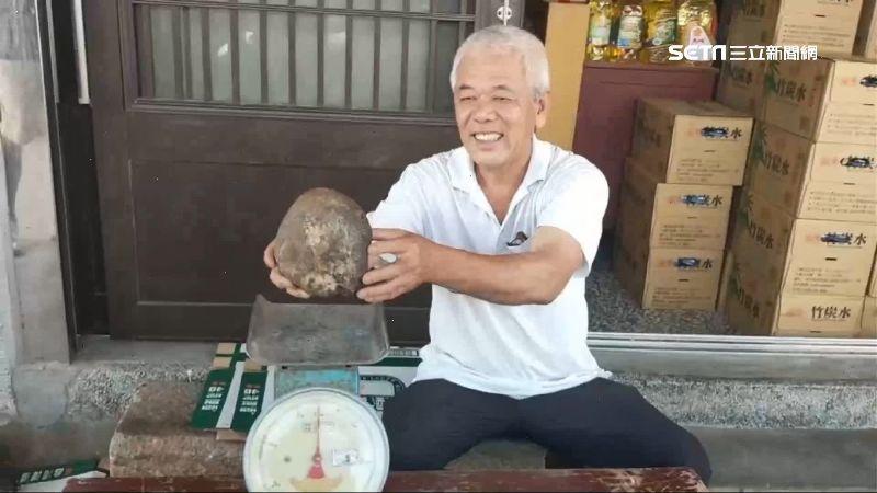 愛犬撲1.5kg怪石 疑稀有龍涎香