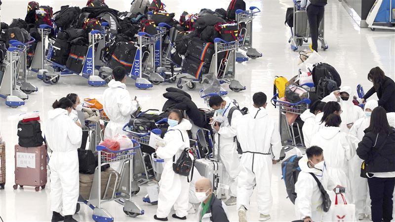 印度疫情嚴峻 日本加強南亞3國旅客入境管制