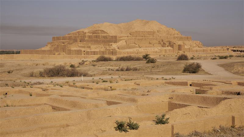伊拉克政府缺錢不管 眾多珍貴遺址任由氣候摧殘