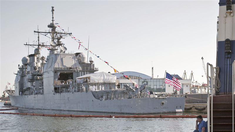 美軍巡邏阿拉伯海攔截帆船 查獲大批中俄式武器