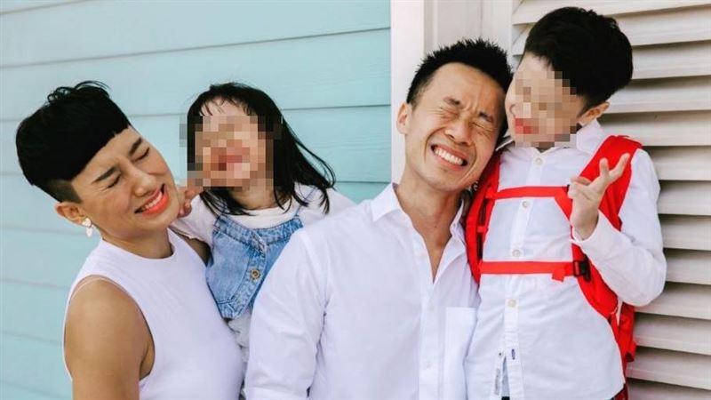 出生3天切腸保命 女星救子移民台灣