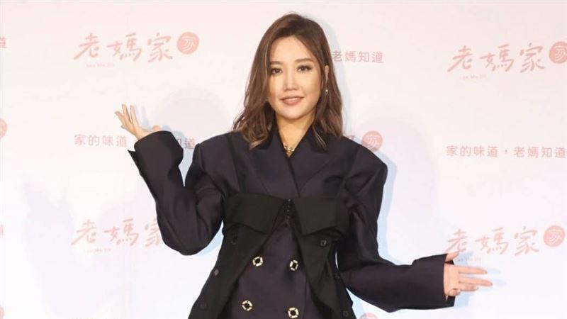 A-Lin爆肥原因曝光「像吹氣球」