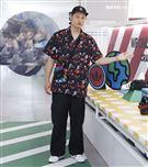 LEO王出席運動品牌。(記者邱榮吉/攝影)