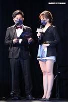 第32屆金曲獎搶先公佈入圍名單,蘇明淵擔任揭獎嘉賓。(圖/記者楊澍攝影)