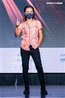 第32屆金曲獎搶先公佈入圍名單,戴曉君擔任揭獎嘉賓。(圖/記者楊澍攝影)