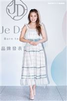 李佳薇、李佳歡出席Je Dare產品發表記者會。(圖/記者楊澍攝影)