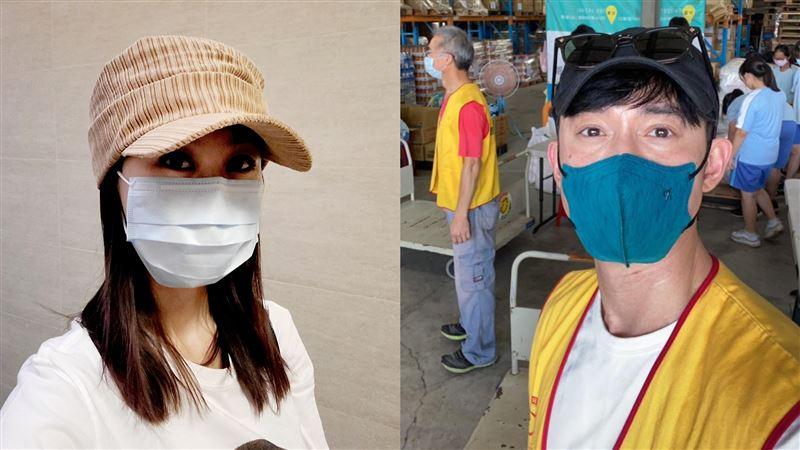 在台灣不會餓死!台8女神暖心發聲了