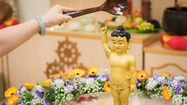 浴佛起源!佛教始祖釋迦牟尼佛誕辰
