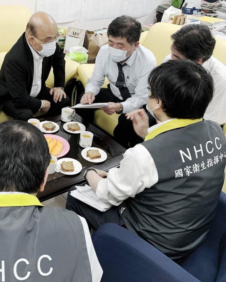 Re: [新聞] 朱學恒送喪禮花籃 蘇貞昌:詛咒努力工作