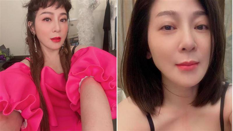 52歲王彩樺素顏洩深溝 網激喊妹子