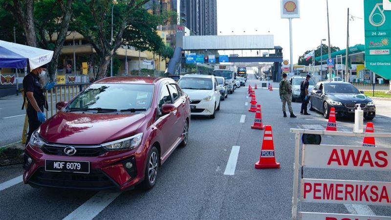 馬來西亞疫情燒不停 首階段全國封鎖再延2週