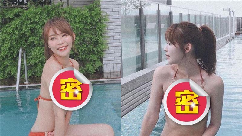 30歲辣送福利 《驕女》林萱瑜脫了