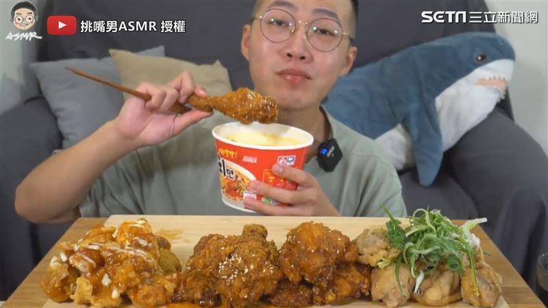評比3家韓式炸雞 肉多汁吃到簌簌叫