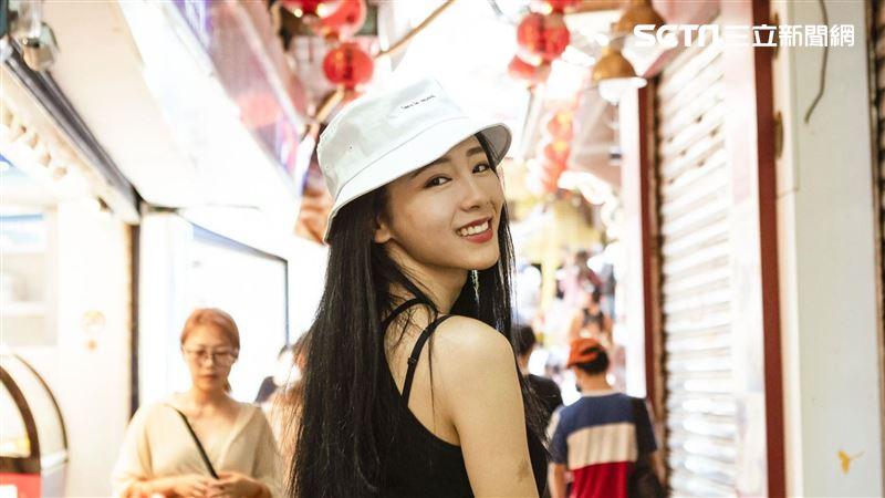 獨/選美皇后林昀談疫情:台灣很美好