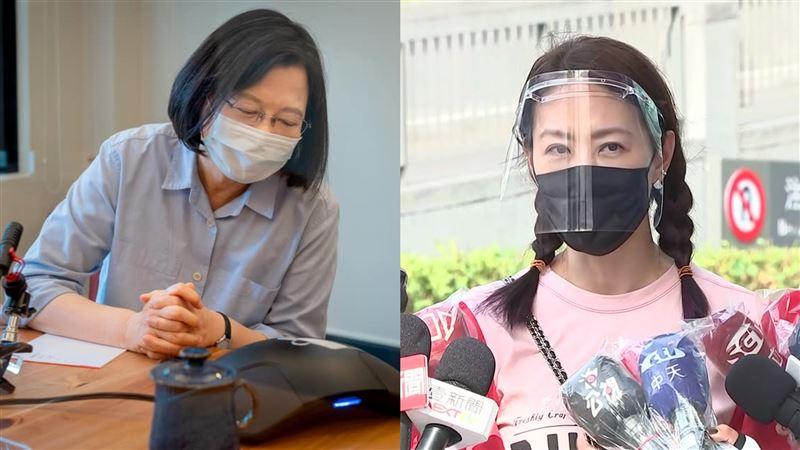 賈永婕掛總統3次電話 小英反應超暖