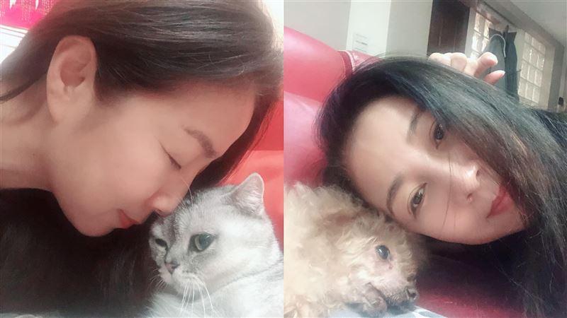 方文琳愛貓離世 心痛淚喊不敢再擁有