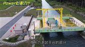 推綠能永續!台電打造微水力測試平台