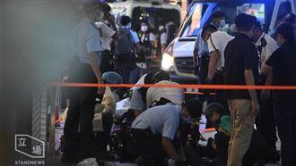 港警遇襲 當局形容是本土恐怖襲擊