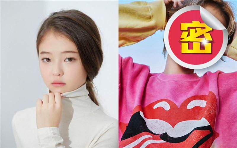 最美童星小宋慧喬長大了 美貌再進化