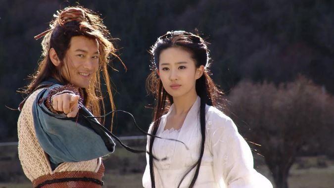 小龍女怎麼會分不清楊過和尹志平?