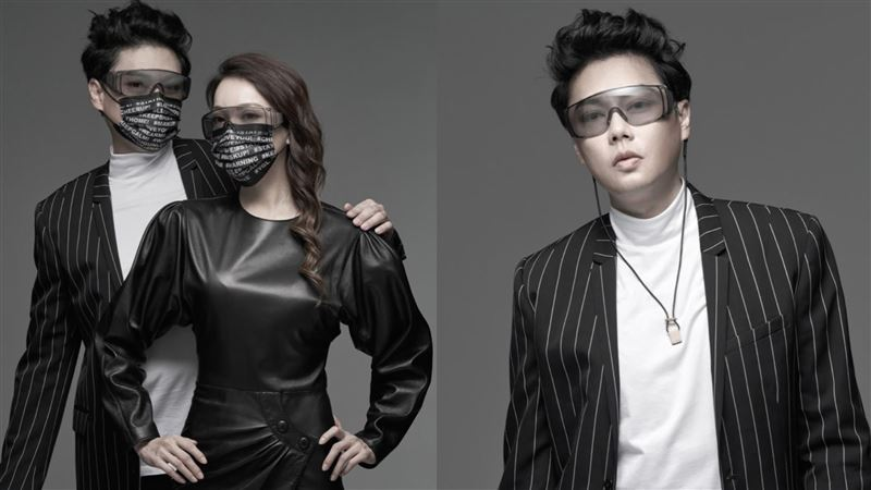 李佑群推超潮口罩 收入捐出去助抗疫