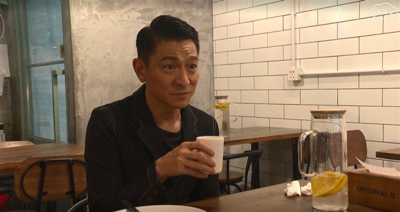 劉德華被他換角 差點跟梁朝偉演床戲