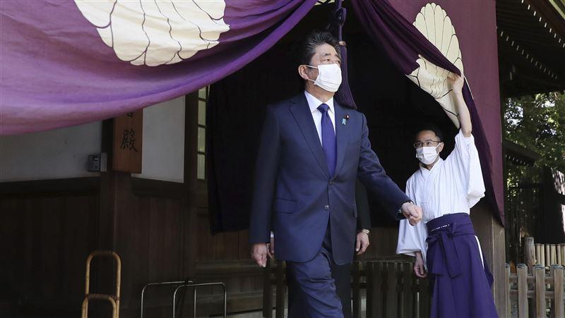 防疫考量 日本前首相安倍晉三不出席23日東京奧運開幕式