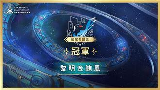 藍尾烈鵲區冠軍:「黎明金鮪風」簡介