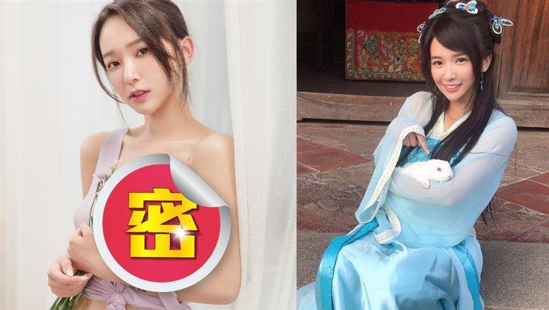 戲說台灣「蘭花精」太正登表特!張雅涵貼胸陳香菱私照超猛