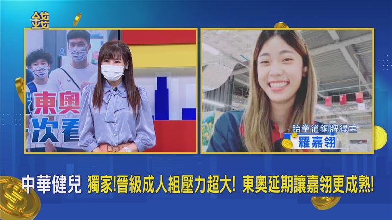 獨/受封新國民女友 羅嘉翎:太害羞