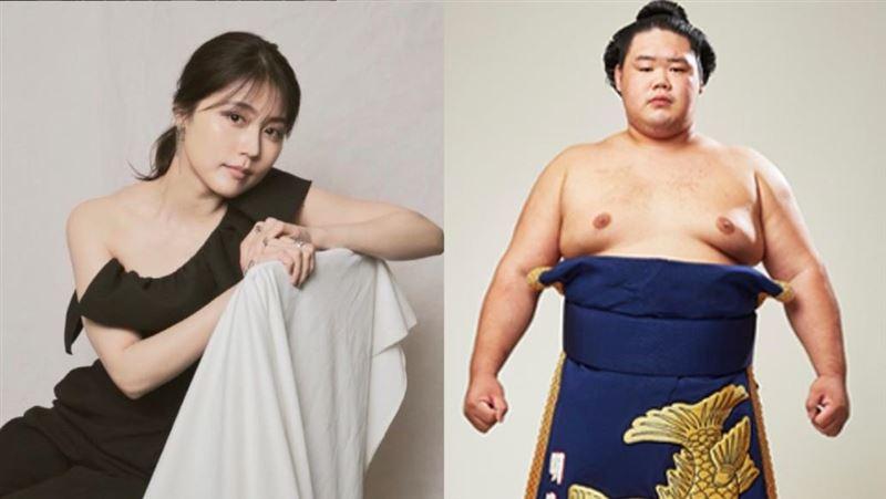 國民女神秘戀相撲選手?事務所急否認