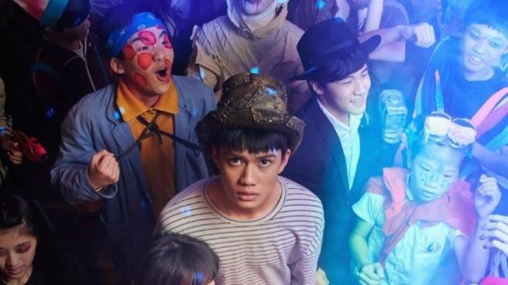 這台灣電影 成紐約亞洲電視節主視覺