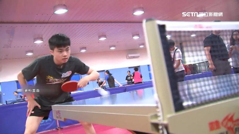 林昀儒積極參輔大比賽 師:毫無嬌氣