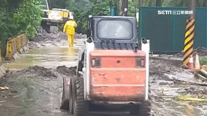 桃源雨量冠全台 4里上千居民急撤離