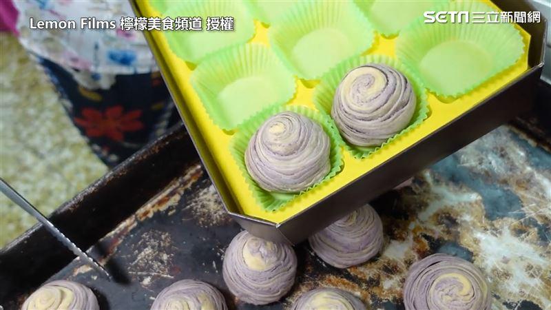 挺過88風災老店 紫芋酥製程曝光