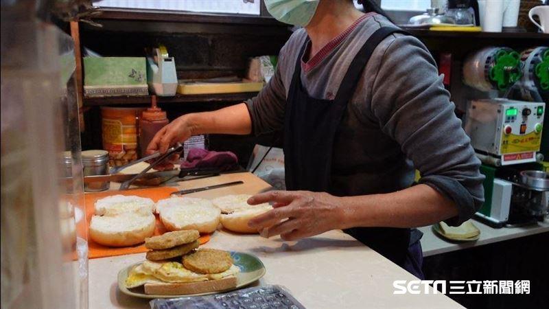 早餐店賣漢堡 偏鄉童樂喊:麥當勞耶