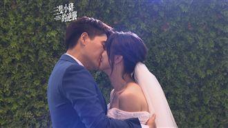 雷/賴雅妍嫁王傳一 婚禮結局超催淚