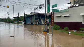 南部雨還沒完 3縣市豪、大雨特報