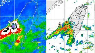 未來一周天氣型態改變 降雨熱區出爐