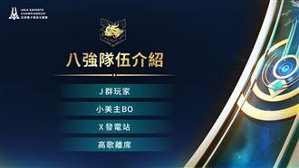 《亞洲盃》:磬石嘯虎區八強隊伍介紹