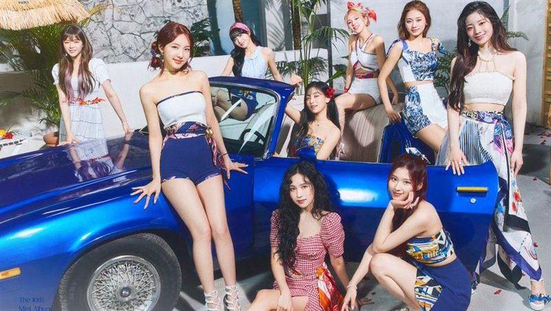 JYP證實:TWICE定延暫停活動