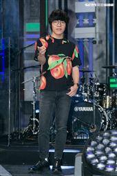 大嘻哈時代復播,李英宏擔任接棒主持人,盧廣仲擔任節目嘉賓出席。(圖/記者楊澍攝影)